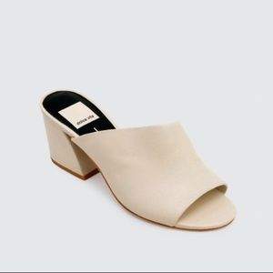 Dolce Vita Juels Leather Mule